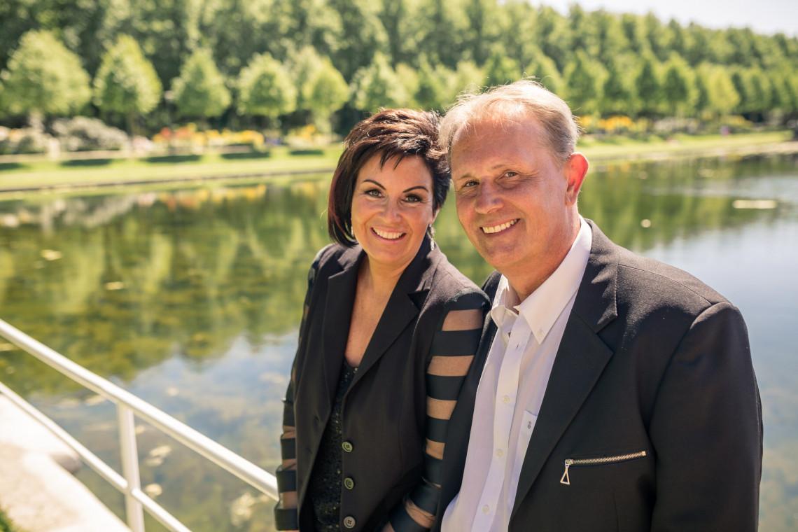 Claudia und Jörg Gerdawischke